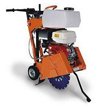 14 inch Floor Saw - Petrol Image