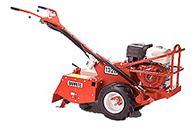 Barreto 9hp Ratavator - Hydraulic drive - Petrol Image